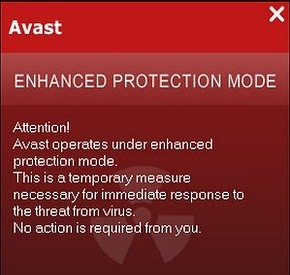 How to Remove Avast Enhanced Protection Mode