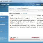 How to Remove Win 7 Security 2012