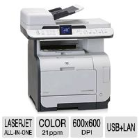 HP Color LaserJet CM2320nf Laser Multifunction Printer