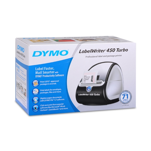 DYMO Labelwriter 450 Turbo Review