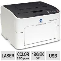 Konica magicolor 1600W Color Laser Printer