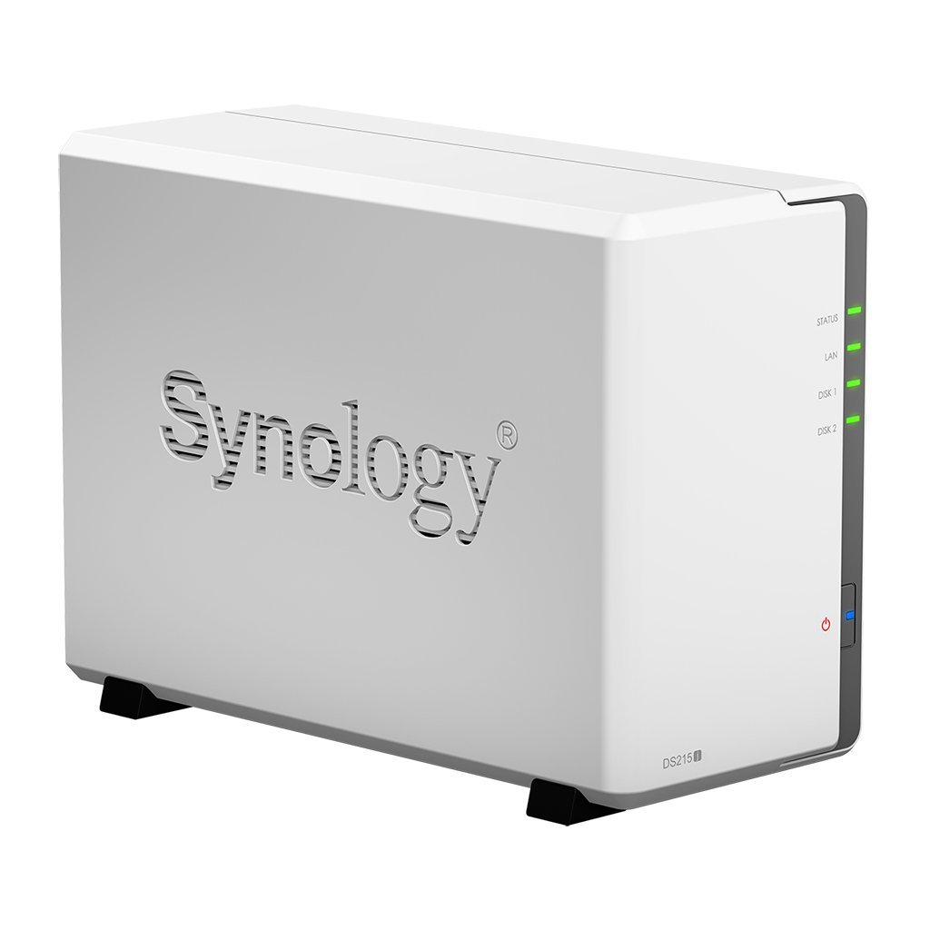 Synology America DiskStation 2-Bay Network Attached Storage