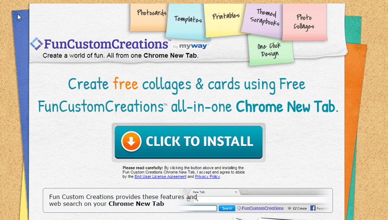 FunCustomCreations Toolbar Removal