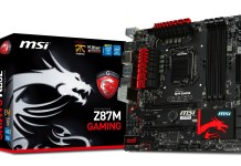 Z87M-GAMING box
