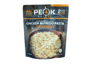 Chicken Alfredo Peak Meal