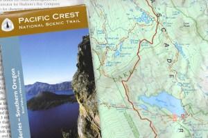 USFS PCT Maps