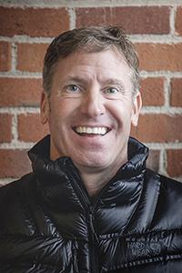 John Walbrecht, president of Mountain Hardwear.