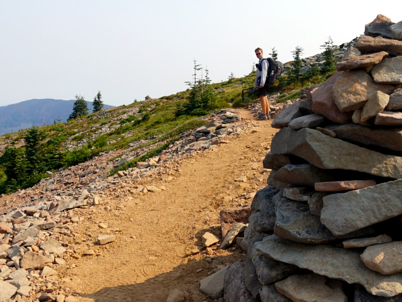 Trail Conditions: August 14, 2018