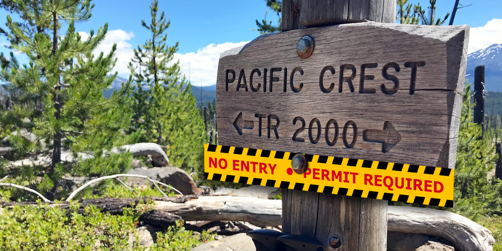 PCT Section Hikers Lose Big in Central Cascades Wilderness