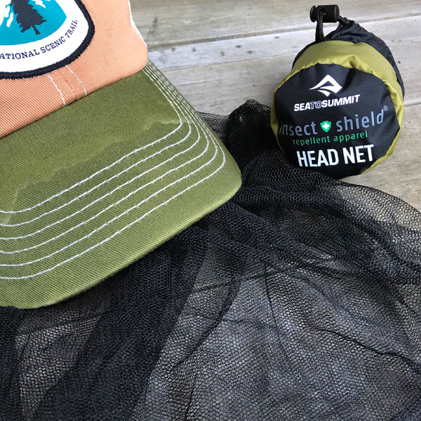 sea to summit insect shield headset