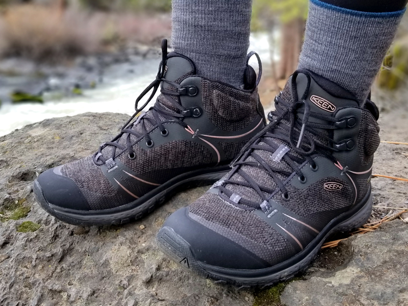 keen terradora waterproof mid boot