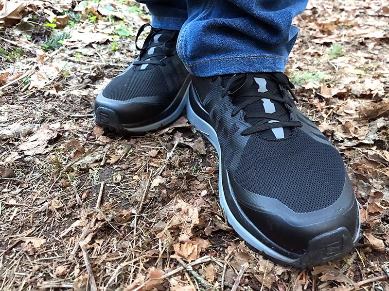 salomon odyssey pro trail shoe