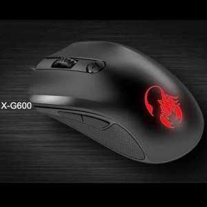 mouse genius gamer x-g600 dpi ajustable smartgenius