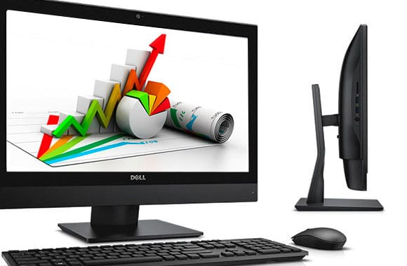 Qué Computadoras Dell de escritorio Empresariales Comprar?