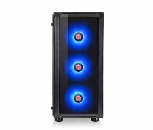 Thermaltake Versa J23 Vidrio Templado Edición RGB 3 Fan cooler