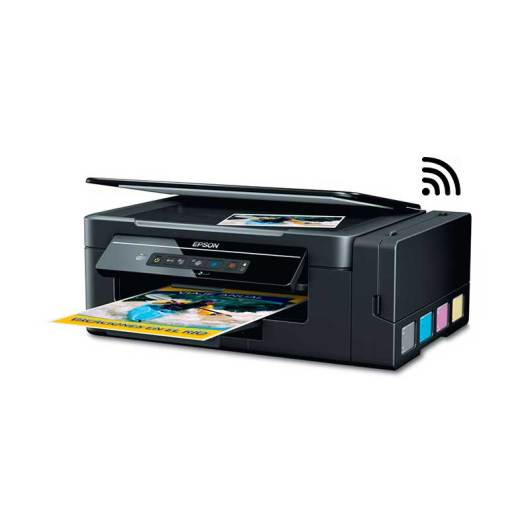Impresora Epson  L395 Tinta Continua | Copiar Imprimir Scanear Multifuncional- Oferta Limitada