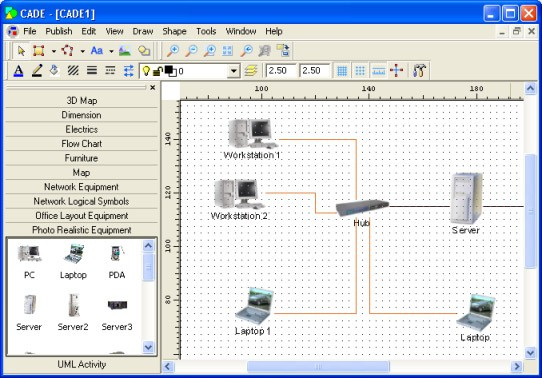 Top 10 Network Diagram, Topology & Mapping Software - PC ...