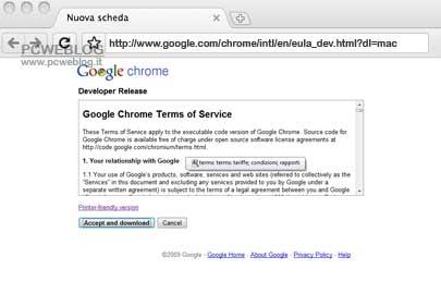 google-chrom-mac