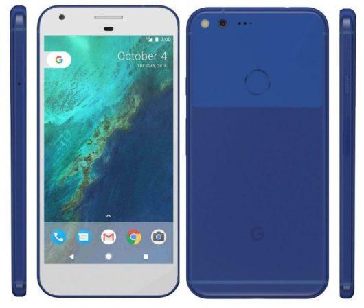 Google Pixel e Pixel XL