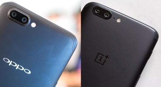 OnePlus 5T esiste