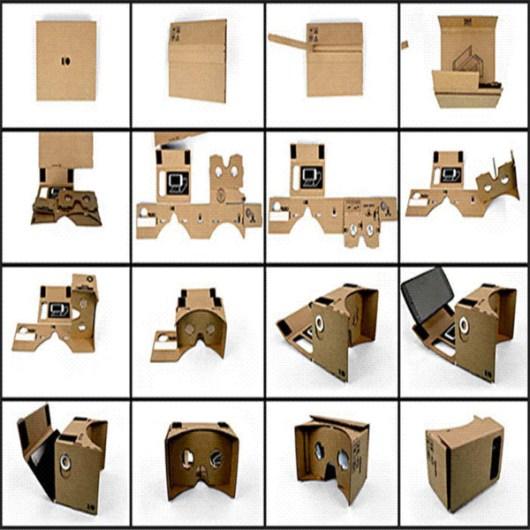 cardboard fai da te