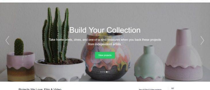 Come creare una campagna su Kickstarter