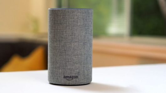 Amazon Echo per poter utilizzare Amazon Alexa