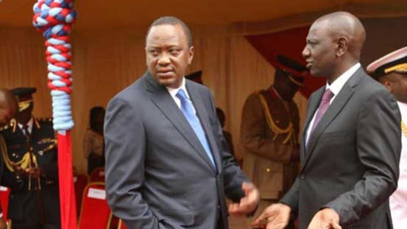 Uhuru, Ruto political union now in tatters - People Daily