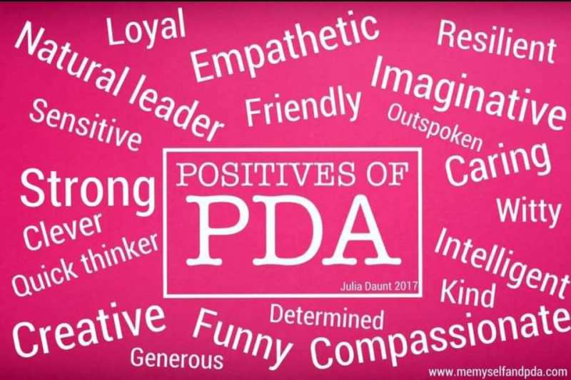 Scottish Borders and Northumberland PDA Support/Awareness Group