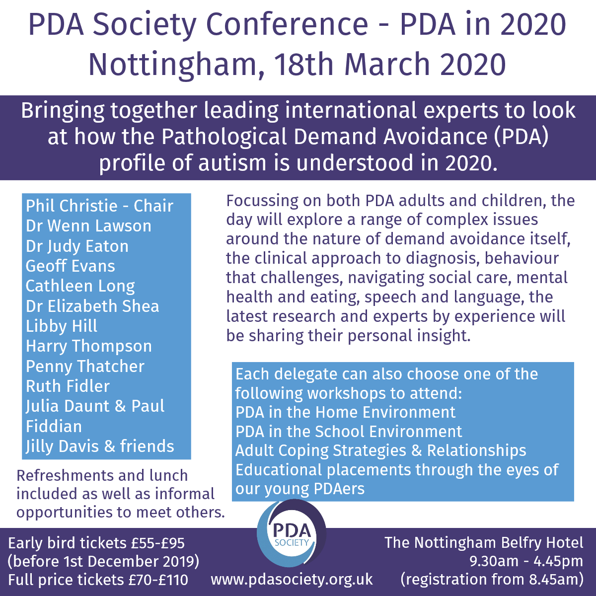 PDA Conference 2020