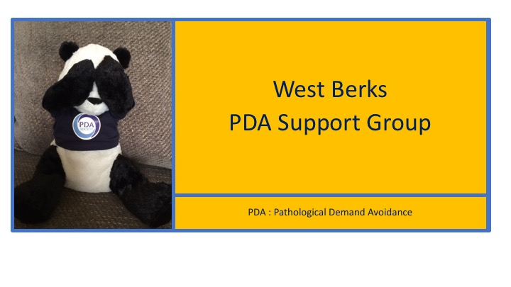 West Berkshire PDA Support Group