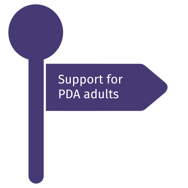 Support for PDA adults