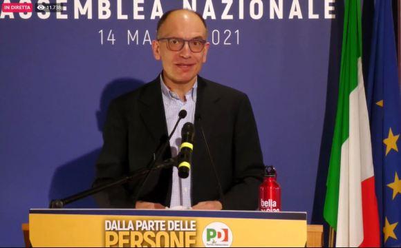 Enrico Letta nuovo Segretario del Partito Democratico