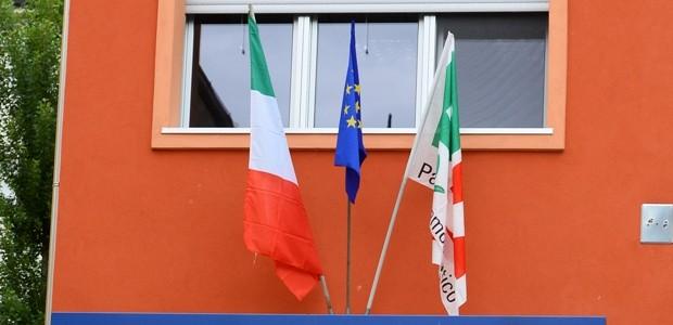 """Venerdì 9 maggio: Giorno dell'Europa. Il PD lancia la campagna """"una bandiera su ogni balcone"""""""