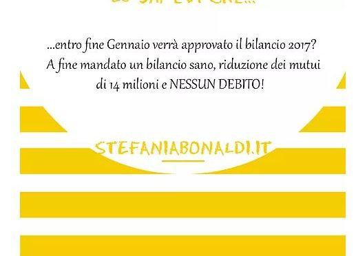 Il bilancio del Comune di Crema è sano: nessun debito e tante risorse per sociale ed investimenti