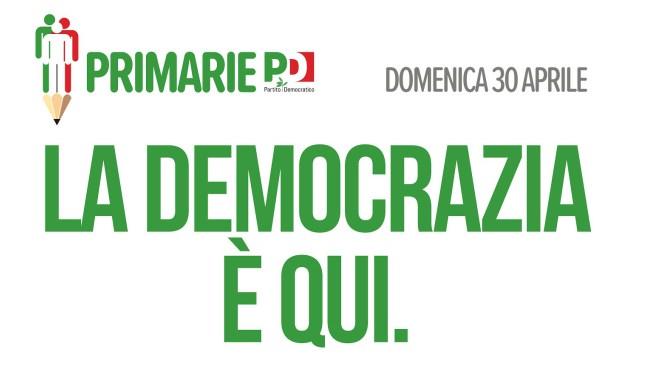 Primarie PD: si vota domenica 30 aprile. Ecco i seggi nel Cremasco