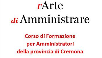 Continua il corso di formazione per amministratori  promosso dal PD di Cremona. Sabato 8 marzo il secondo incontro