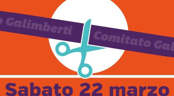 Sabato apre la sede del comitato per Galimberti sindaco.