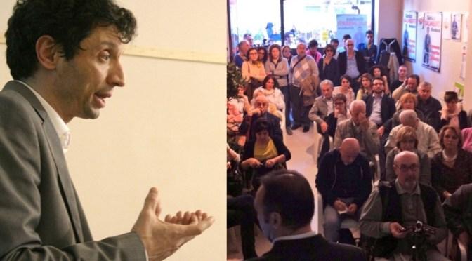 Cremona: Galimberti presenta il programma della coalizione di centrosinistra
