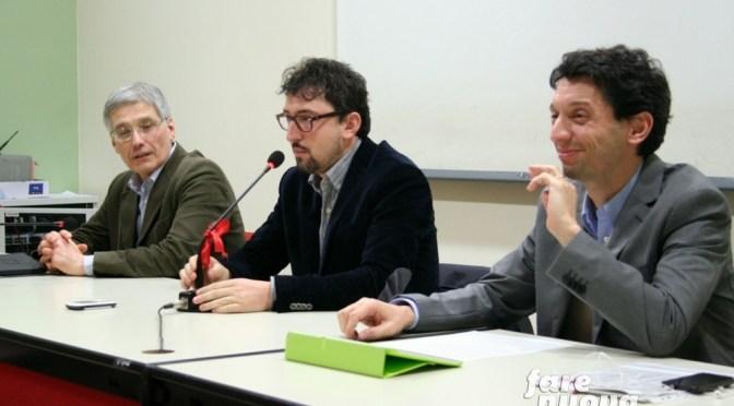 Con Gianluca GALIMBERTI per lo sviluppo di Cremona