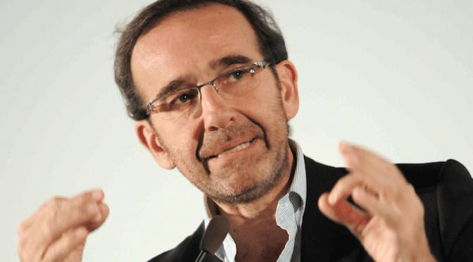 Riccardo Nencini, vice ministro Infrastrutture e Trasporti, a Cremona per Galimberti sindaco. Sabato 26 aprile ore 15