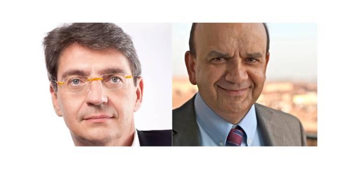 Tre città a confronto. Galimberti incontra sindaci di Brescia EMILIO DEL BONO e Piacenza PAOLO DOSI