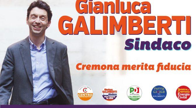 """Galimberti nuovo sindaco di Cremona. Piloni: """"Ora si apre una nuova stagione per l'intero territorio provinciale"""""""