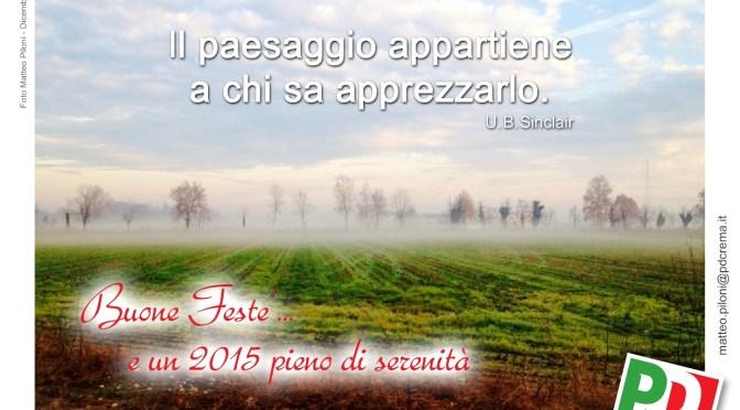 """La lettera di Piloni agli iscritti: """"Pronti per affrontare con determinazione il nuovo anno"""""""