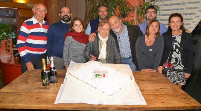 """Crema. In 200 alla """"festa della festa"""", la cena dei volontari della festa di Ombrianello."""