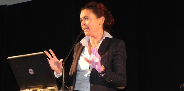 Direzione Nazionale PD. l'intervento di Stefania Bonaldi
