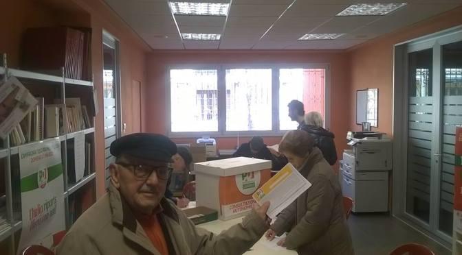 Consultazione 1 marzo. In provincia di Cremona più di 800 partecipanti. Partito il tesseramento 2015