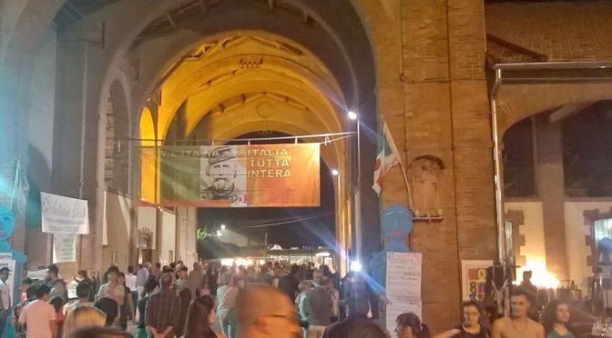 Festa de l'Unità di Ombrianello. Buona la prima!