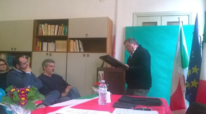 Congresso circolo PD Casalmaggiore. Mario Daina segretario