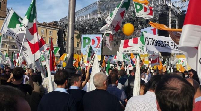 Basta un SI. Anche la Federazione di Cremona alla manifestazione di sabato a Roma.